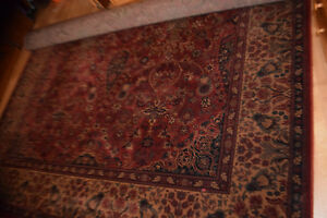 Gorgeous Indian wool rug 8ft X 11ft