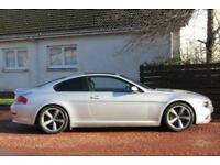 2009 BMW 6 Series 4.8 650i Sport 2dr