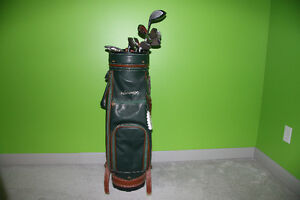 Right hand Fairway bag and clubs!
