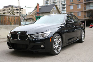 2015 BMW 3-Series 328i xDrive Sedan M Sport