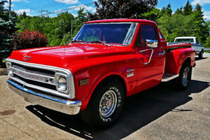 1970 Chevrolet C10 Pickup Truck with brand new tires!Custom
