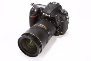 Nikon D750 with Battery Grip (Body Only)