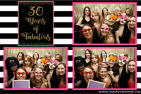 Professional photo booths - the best value in Edmonton!