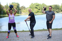 Spring Outdoor Bootcamp Group class