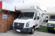 2010 VOLKSWAGEN TALVOR MACLEAY 2.5L AUTO TURBO DIESEL MOTORHOME Cannington Canning Area Preview