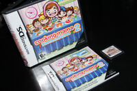 NINTENDO DS+2DS+3DS-COOKING MAMA-DINNER & FRIENDS