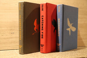 Hunger games trilogy hard cover