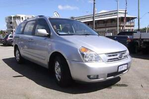 2009 Kia Carnival  EX 8 Seater Automatic Wagon Beaconsfield Fremantle Area Preview