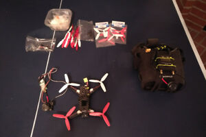 Blade 200qx FPV Racing Quadcopter Drone with FPV system
