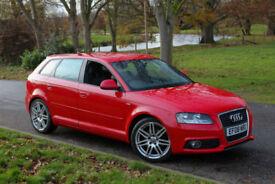 Audi A3 1.6 Sportback S Line HALF LEATHERS, NAVIGATION, CLIMATE CONTROL