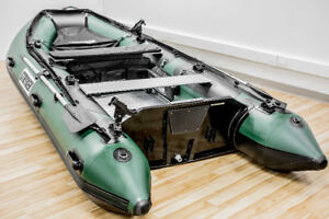 CANADA'S FAVORITE INFLATABLE BOAT** STRYKER BOATS