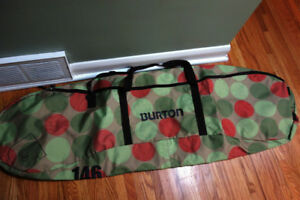 Burton 146 cm Snowboard Bag - not padded