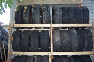 * USED NEW TIRES / MAGS / RIMS, Set or Singles  (514) 991-3317 *