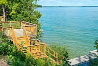 LAKE SIMCOE WATERFRONT COTTAGE***SLEEPS 16