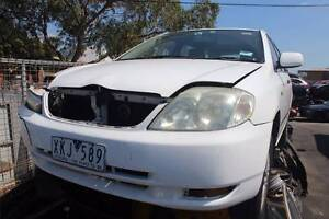 Wrecking a 2004 TOYOTA COROLLA WAGON ZZE for Parts Keysborough Greater Dandenong Preview