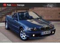 2001 BMW 3 Series 2.5 325Ci 2dr