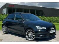 2017 Audi A1 1.4 TFSI 150 Black Edition 5dr S Tronic Auto Hatchback Petrol Autom