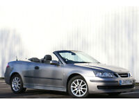 Saab 9-3 1.9TiD ( 150bhp ) 2007 Linear Convertible Stunning Car Lovely Condition