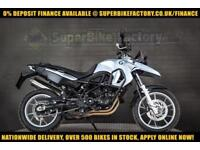 2009 09 BMW F650 GS 800CC 0% DEPOSIT FINANCE AVAILABLE