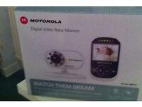 Motorola digital video monitor