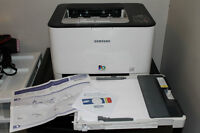 Samsung Color Laser Printer CLP-320 Series
