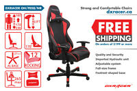 DXRacer Gaming and Computer Chairs