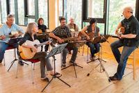 Cours de guitare à Drummondville