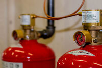 FIRE SUPPRESSION SYSTEMS - DRY CHEMICAL SUPPRESSION
