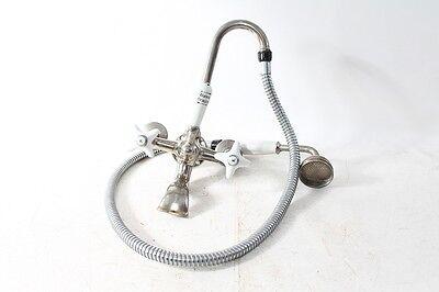 schöner alter Wasserhahn Amatur Wanne Bad Dusche retro vintage (Vintage Dusche Wasserhahn)