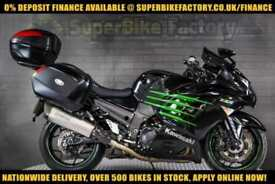 2013 13 KAWASAKI ZZR1400 FDFA SPECIAL EDITION 1400CC 0% DEPOSIT FINANCE AVAILABL