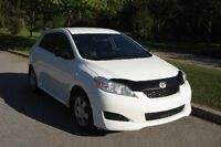 2010 Toyota Matrix1.8L,Free Accident,Off-Lese,From Toyota Canada