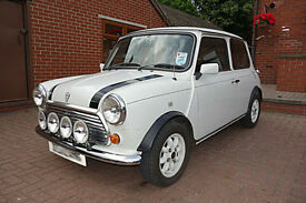 Austin Mini 1.3 Italian Job Ltd Edn