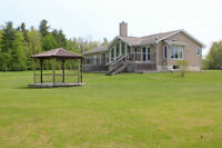 Waterfront 9-year  Bungalow on Lower Beverly Lake!  3+2 bedrms