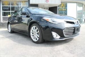 2013 Toyota Avalon LIMITED, NAV, CAM, LEATHER, 1 OWNER, NO ACCID