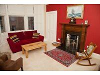 Stunning Short Term & Festival Apartment In Bruntsfield