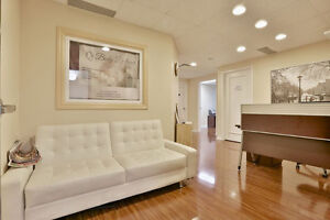 furnished Office only two room left  $ 600 and $ 650