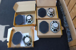 Set of four speakers from 2013 Ford F150