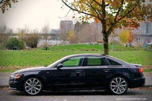 2012 Audi A6 3.0T Premium