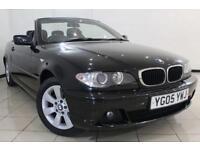 2005 05 BMW 3 SERIES 2.0 318CI SE 2DR 141 BHP