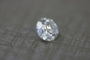 **$7,600 VALUE** Loose 1.04ct Round Brilliant Diamond (#1281)
