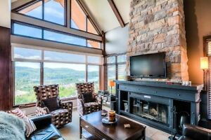 Altitude Luxury condo - 2 bedrooms - Mont Tremblant