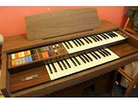 Gem Electic Wizard 320 Organ