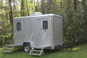 LUXURY PORTABLE RESTROOMS-AIRCONDITIONED Kawartha Lakes Peterborough Area image 3