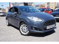 2013 Ford Fiesta 1.6 Titanium X Powershift Automatic Petrol Hatchback