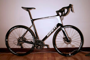 GIANT DEFY ADVANCED 1 - 2016 - 2200$