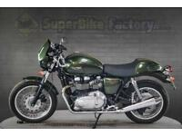 2014 14 TRIUMPH THRUXTON 865CC 0% DEPOSIT FINANCE AVAILABLE