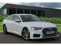 2020 Audi A6 S line 50 TDI quattro 286 PS tiptronic Saloon Diesel Automatic