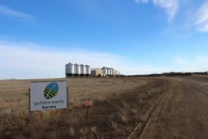 2000.21 Acres Near Qu'Appelle RM #157 Land & Buildings Hwy #1 Regina Regina Area image 2