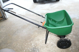 Fertilizer Spreader - Scotts - Low Price!