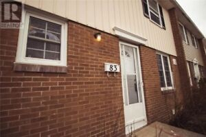 Townhouse for Sale in Millidgeville - Spacious, clean and bright